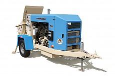 푸츠마이스터 TK-40 트레일러형 콘크리트/숏크리트 펌프
