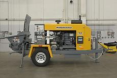 푸츠마이스터 TK-70 트레일러형 콘크리트/숏크리트 펌프